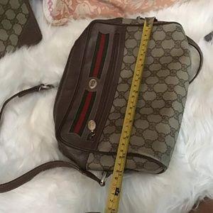 Gucci vintage crossbody